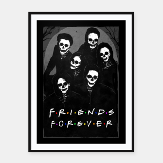 Thumbnail image of Friends Forever Framed poster, Live Heroes