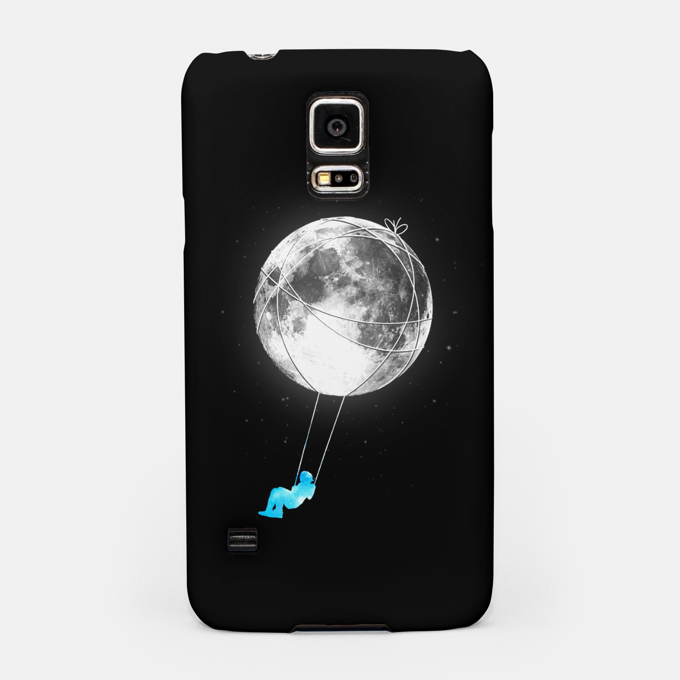 Image of Moon Swing Samsung Case - Live Heroes