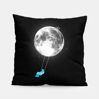 Thumbnail image of Moon Swing Pillow, Live Heroes