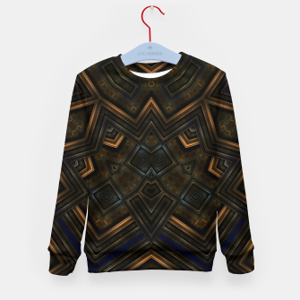 Thumbnail image of Rustic Cathedral FV Kid's sweater, Live Heroes
