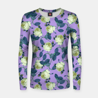 Rose Garden Women sweater Bild der Miniatur