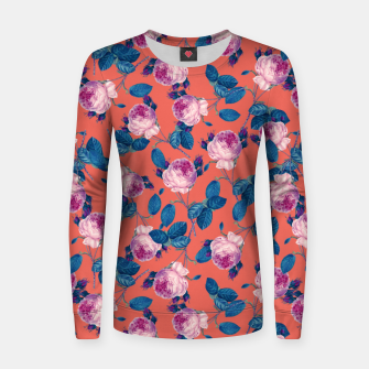 Miniatur Rose Garden Women sweater, Live Heroes
