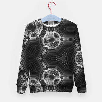 Thumbnail image of FC-M233-010104114 Kid's sweater, Live Heroes