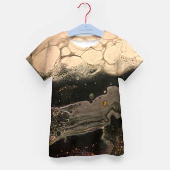 Thumbnail image of Fluids  Kid's t-shirt, Live Heroes
