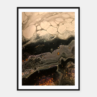 Thumbnail image of Fluids  Framed poster, Live Heroes