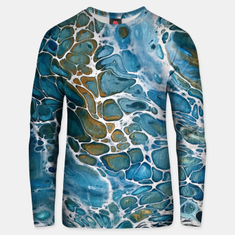 Thumbnail image of Blue Stones Unisex sweater, Live Heroes