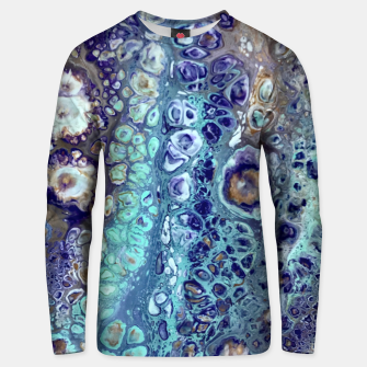Thumbnail image of Blue dots Unisex sweater, Live Heroes