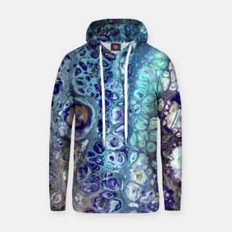 Thumbnail image of Blue dots Hoodie, Live Heroes