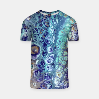 Thumbnail image of Blue dots T-shirt, Live Heroes