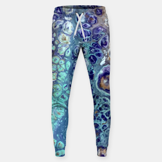 Thumbnail image of Blue dots Sweatpants, Live Heroes