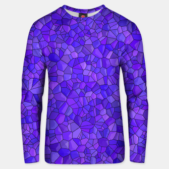 Thumbnail image of Sapphires and Amethysts Unisex sweater, Live Heroes