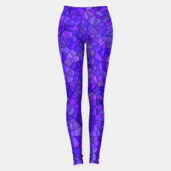 Thumbnail image of Sapphires and Amethysts Leggings, Live Heroes