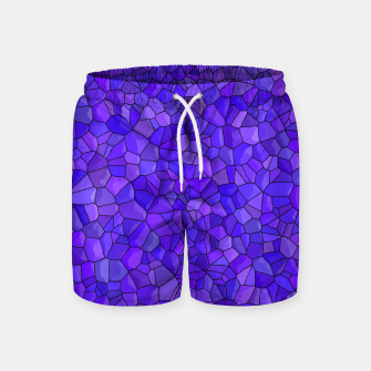 Thumbnail image of Sapphires and Amethysts Swim Shorts, Live Heroes