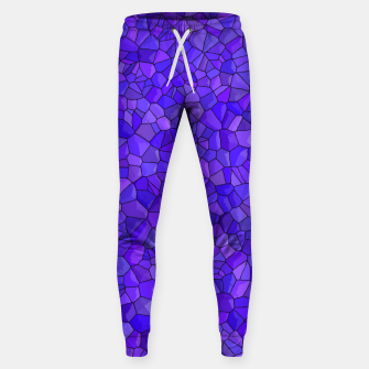 Thumbnail image of Sapphires and Amethysts Sweatpants, Live Heroes
