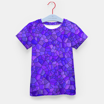 Thumbnail image of Sapphires and Amethysts Kid's t-shirt, Live Heroes