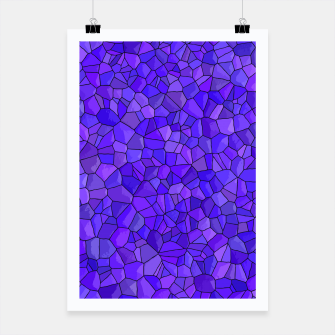 Thumbnail image of Sapphires and Amethysts Poster, Live Heroes