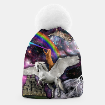 THE LAST UNICORN Gorro Bild der Miniatur