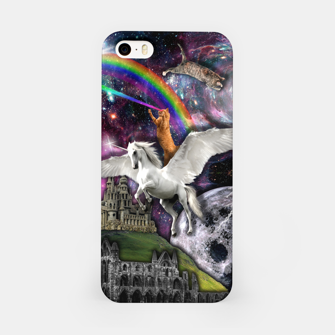 Image of THE LAST UNICORN Carcasa por Iphone - Live Heroes