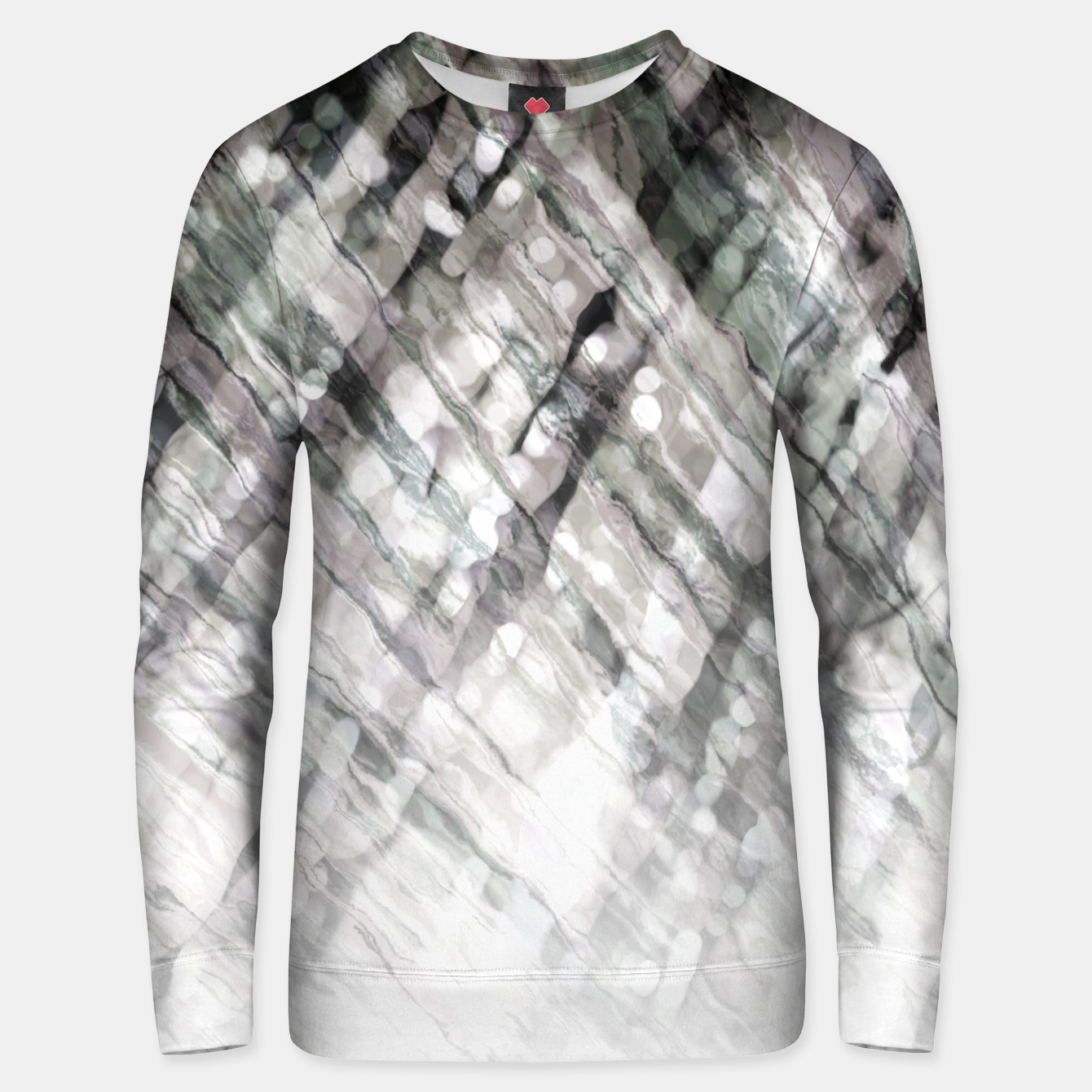 Image of In Mists Unisex sweater - Live Heroes