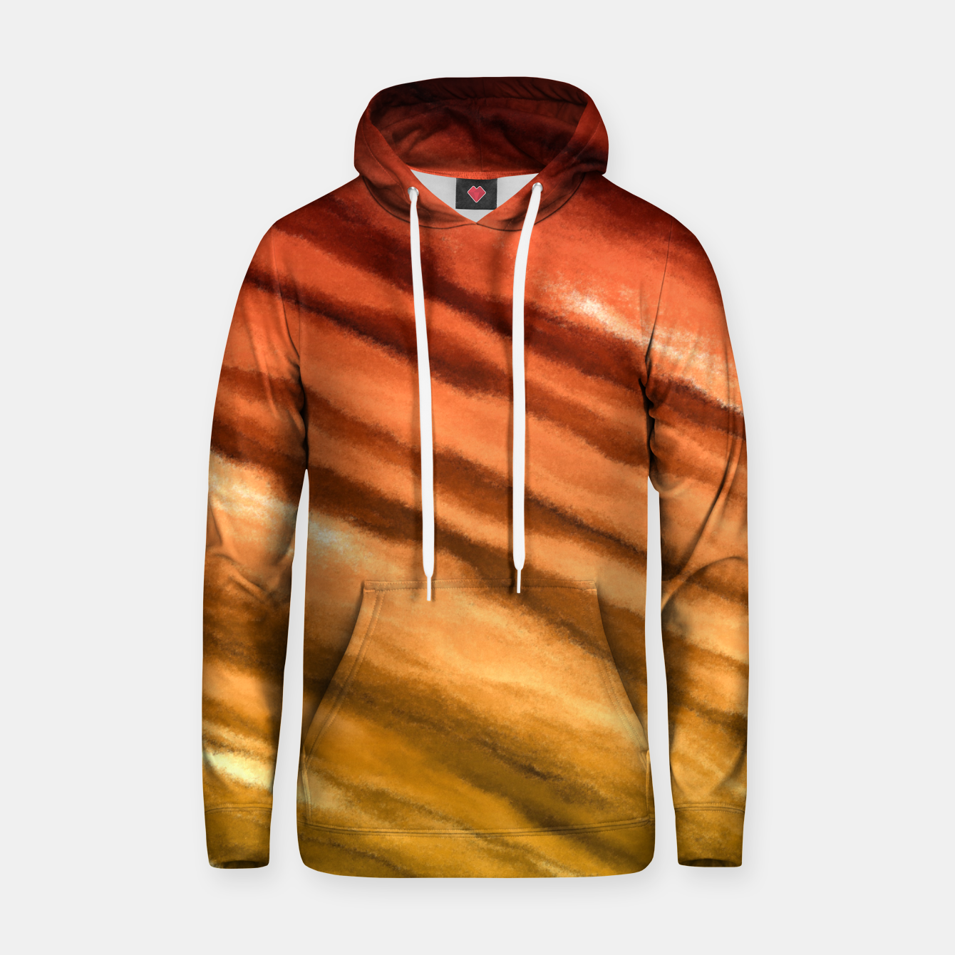 Image of Fun in the Afternoon, Sunset Hoodie - Live Heroes