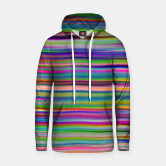 Thumbnail image of Luminous Waves Hoodie, Live Heroes