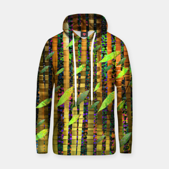 Thumbnail image of Green Jungle Breeze Hoodie, Live Heroes