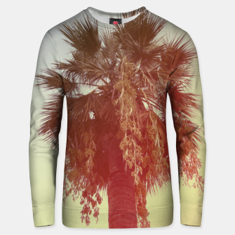 Miniatur Palm trees Unisex sweater, Live Heroes