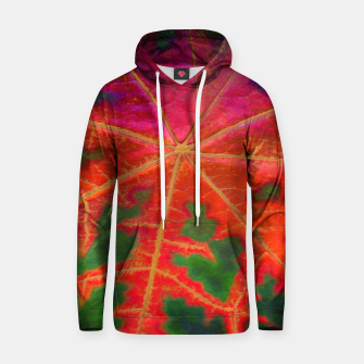 Thumbnail image of Leaf Incredible Hoodie, Live Heroes