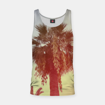Miniatur Palm trees Tank Top, Live Heroes