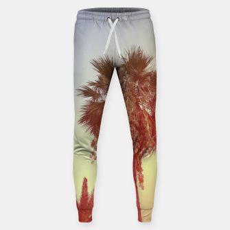 Miniatur Palm trees Sweatpants, Live Heroes