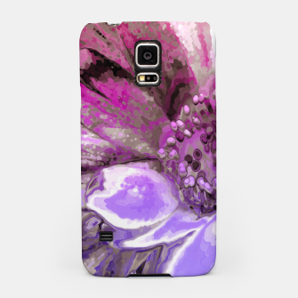 In Sunlight, Petunia Reflections Samsung Case thumbnail image