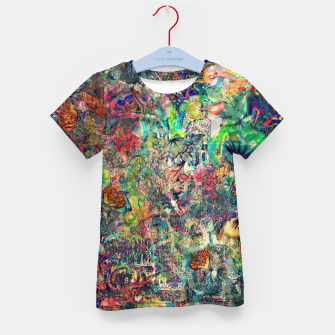 Thumbnail image of Breaking Up Kid's t-shirt, Live Heroes