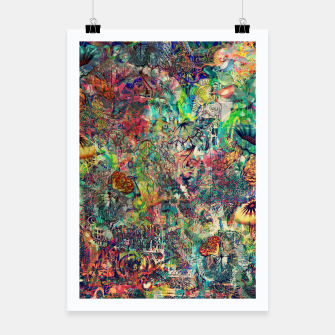 Thumbnail image of Breaking Up Poster, Live Heroes