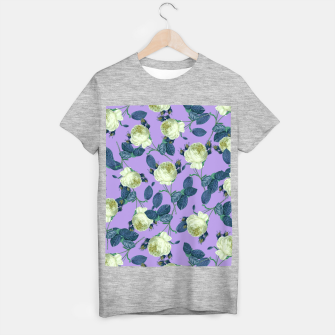 Rose Garden T-shirt regular Bild der Miniatur
