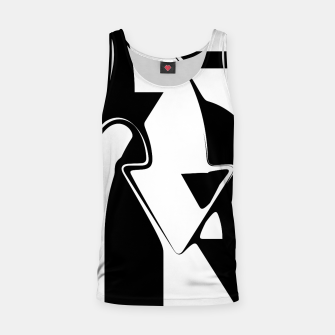 Thumbnail image of C U Round Tank Top, Live Heroes
