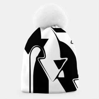 Thumbnail image of C U Round Beanie, Live Heroes