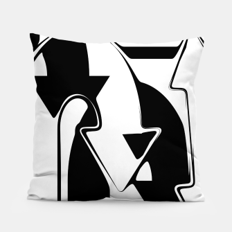 Thumbnail image of C U Round Pillow, Live Heroes