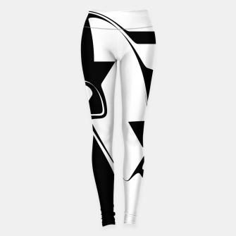 Thumbnail image of C U Round Leggings, Live Heroes