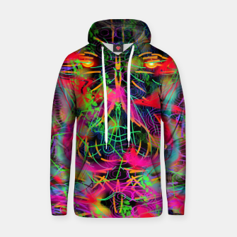 Thumbnail image of Jabo (abstract, primitive, modern art) Hoodie, Live Heroes