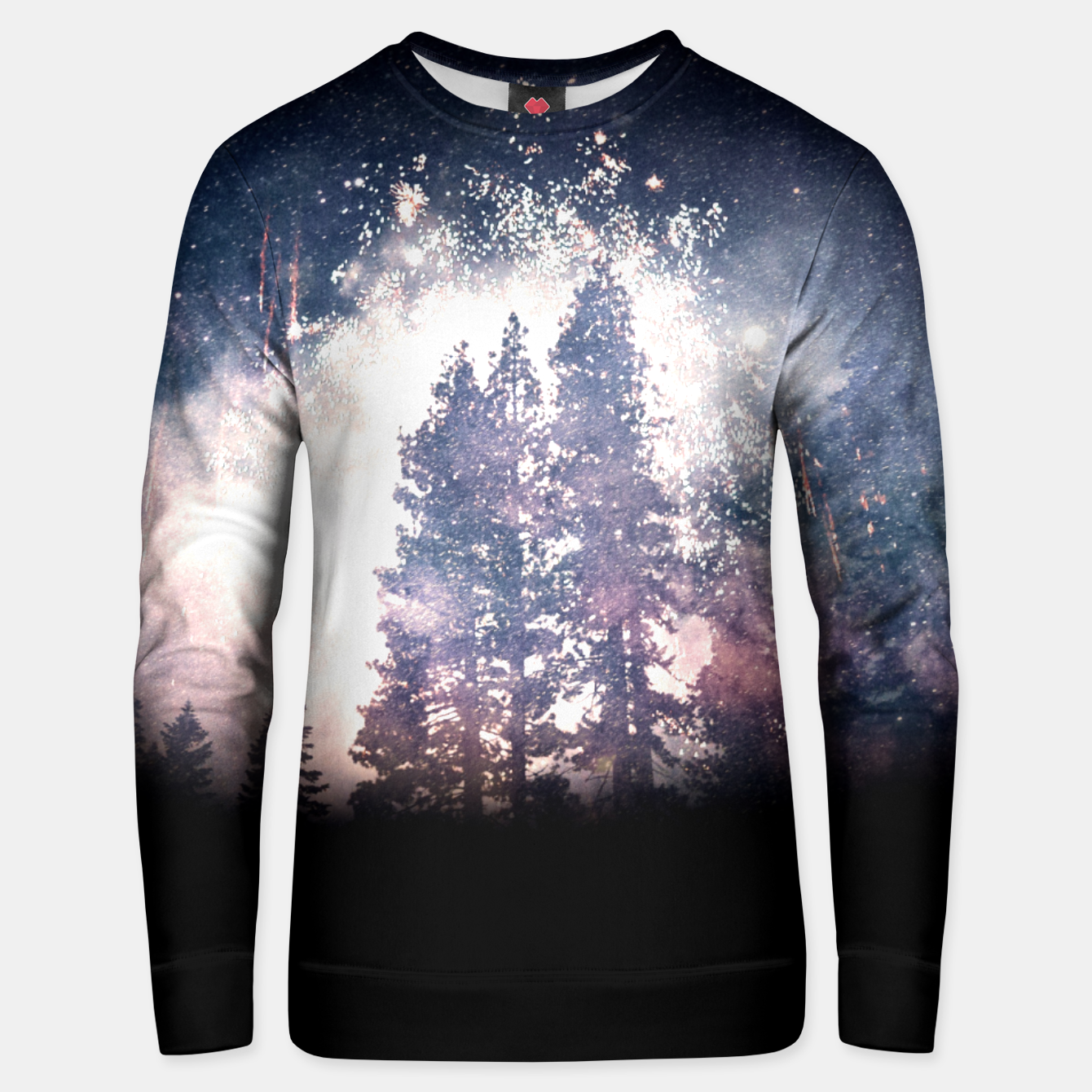 Image of Space Aura  Unisex sweater - Live Heroes