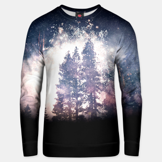 Thumbnail image of Space Aura  Unisex sweater, Live Heroes
