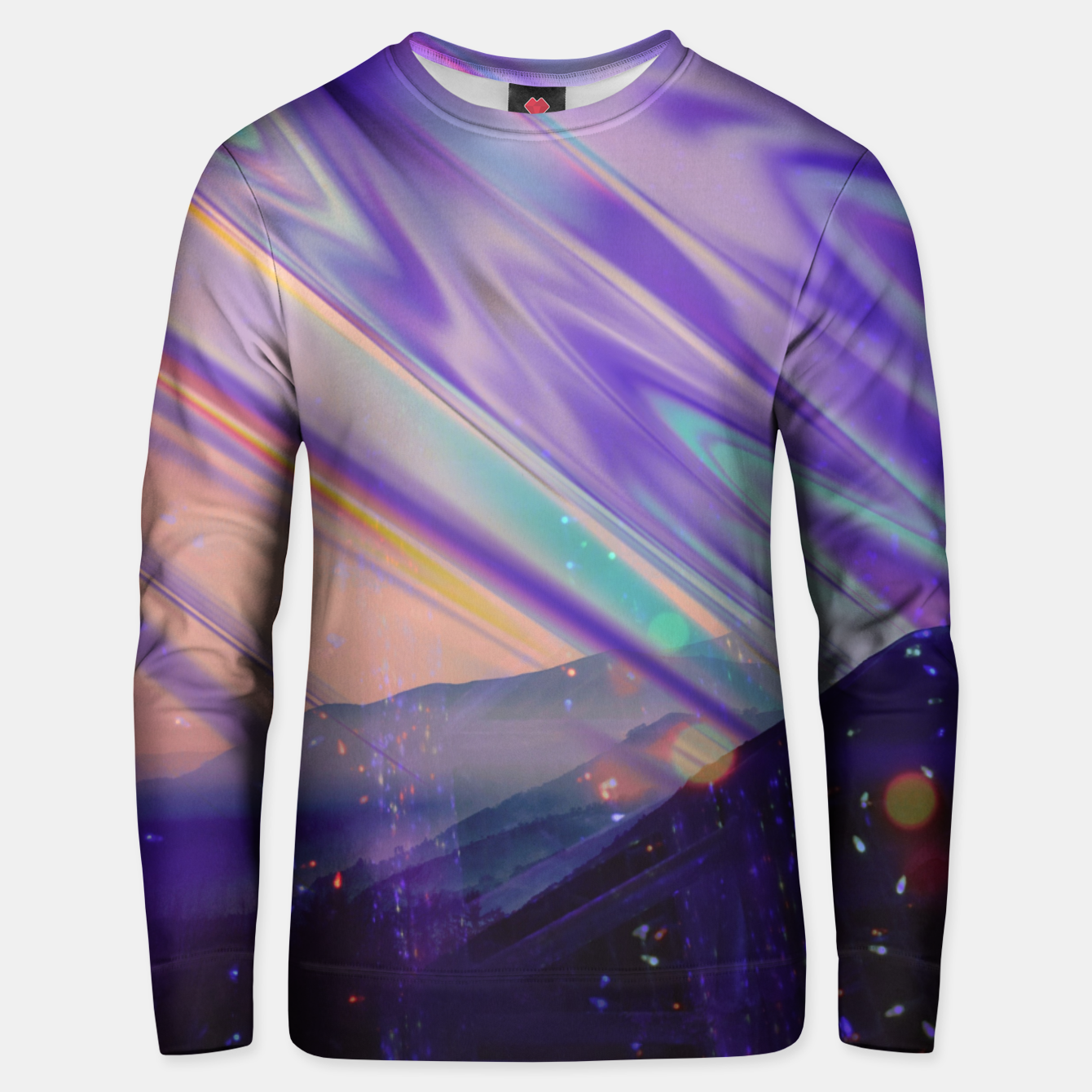 Image of Mind Warp Unisex sweater - Live Heroes
