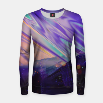 Mind Warp Women sweater thumbnail image
