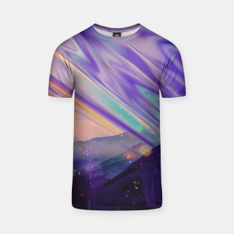 Thumbnail image of Mind Warp T-shirt, Live Heroes