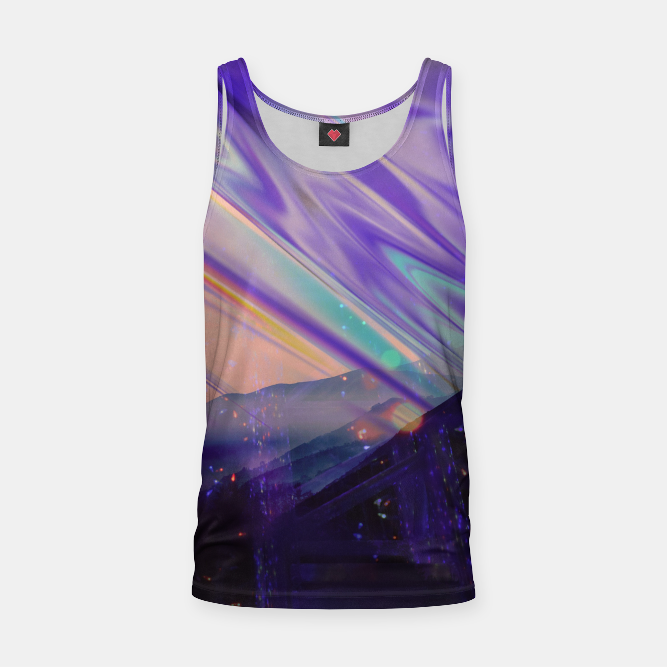 Image of Mind Warp Tank Top - Live Heroes