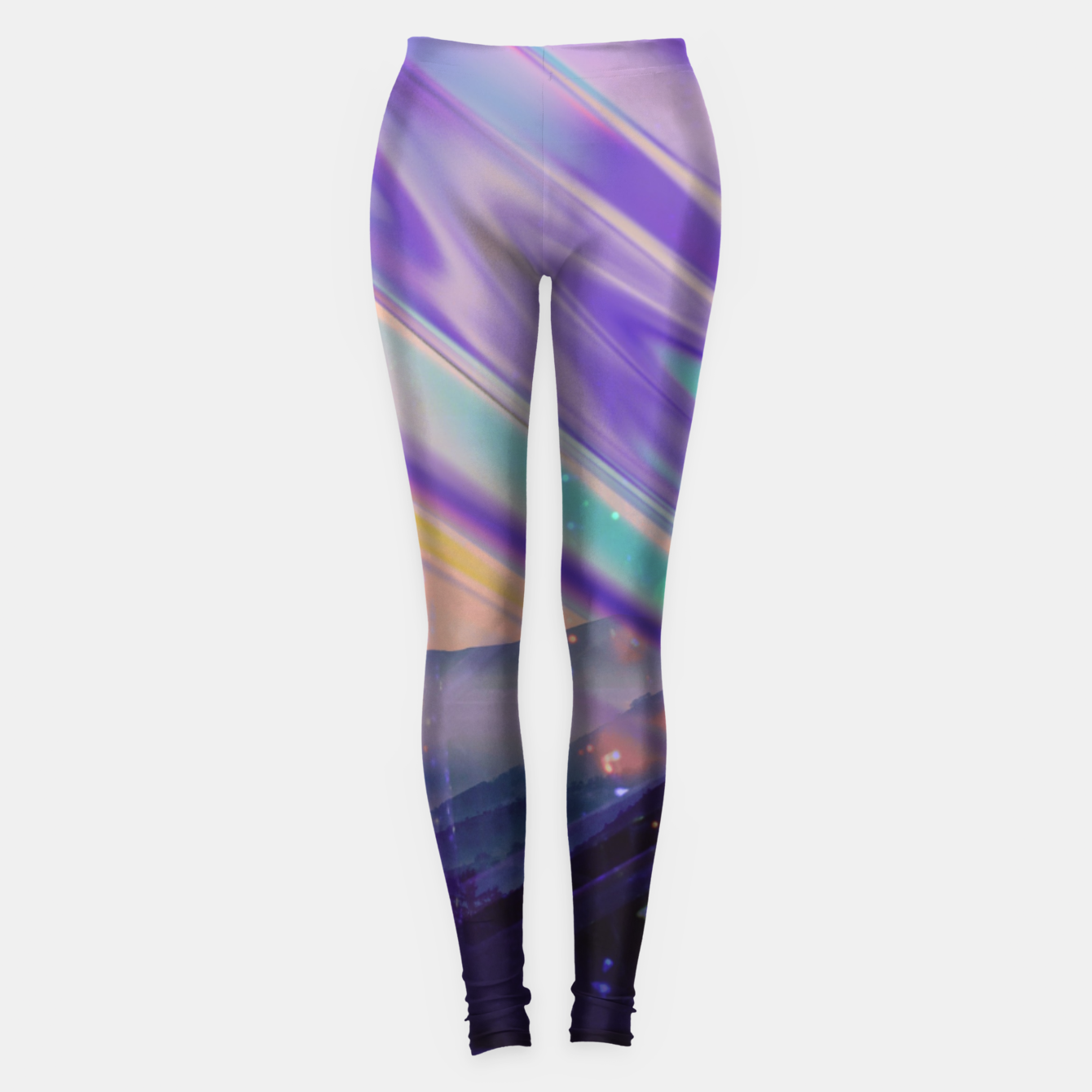 Image of Mind Warp Leggings - Live Heroes