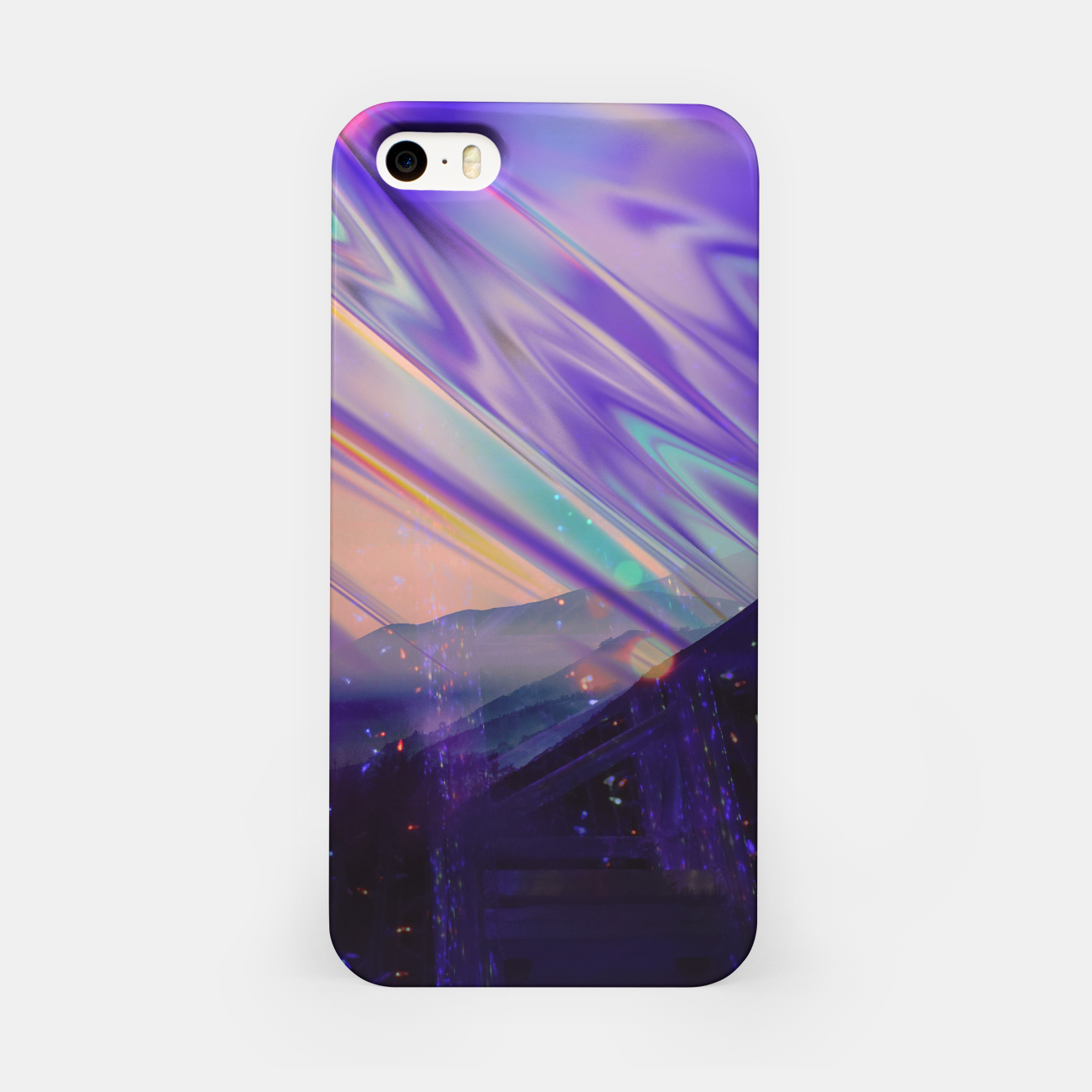 Image of Mind Warp iPhone Case - Live Heroes