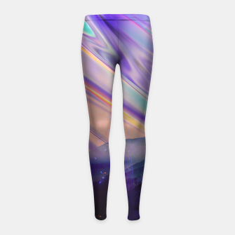 Mind Warp Girl's leggings thumbnail image