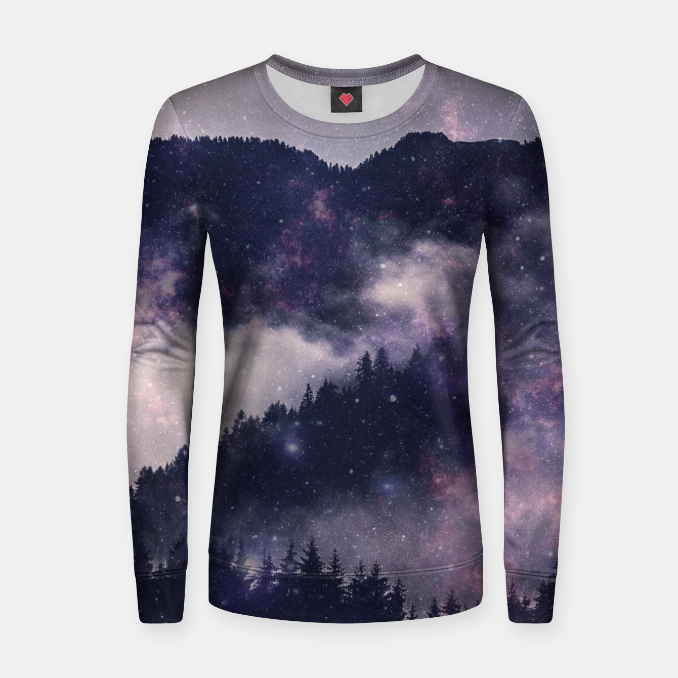 Image of Dark Forest Women sweater - Live Heroes