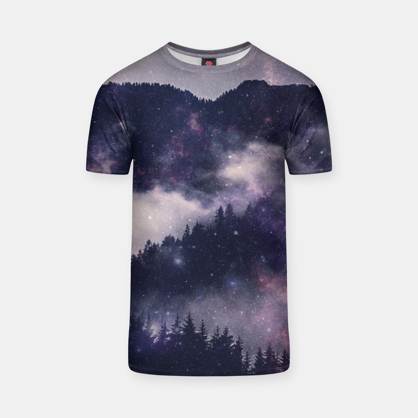 Image of Dark Forest T-shirt - Live Heroes